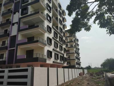 Gallery Cover Image of 622 Sq.ft 1 BHK Apartment for buy in Parman Ramesh Residency, Rau for 1368400
