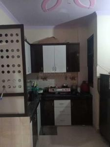 Gallery Cover Image of 450 Sq.ft 1 BHK Independent Floor for rent in Dwarka Mor for 9000