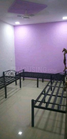 शिवाजी नगर में जयश्रीनारायण के बेडरूम की तस्वीर