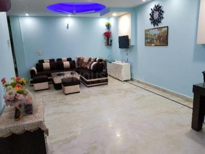 Gallery Cover Image of 1700 Sq.ft 5 BHK Independent House for rent in Qutub Vihar for 35000