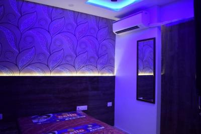 Bedroom Image of Krishna Girls PG in Tagore Garden Extension
