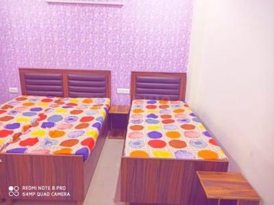 सेक्टर 38 में क्लाउड नौ के बेडरूम की तस्वीर