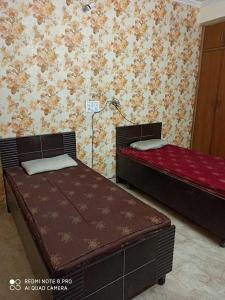 Bedroom Image of Kapil PG in Ghitorni