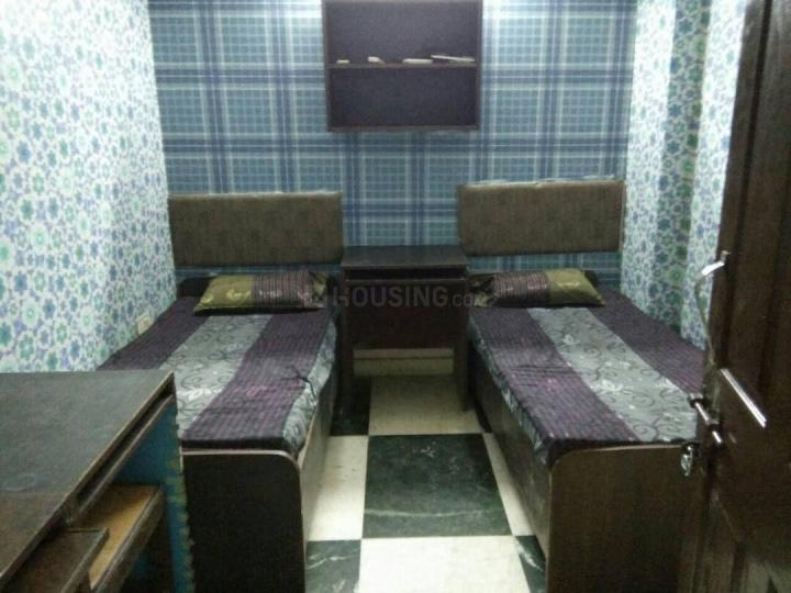 Bedroom Image of Navika's House Girl's PG in Kamla Nagar