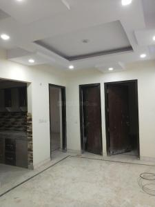Gallery Cover Image of 600 Sq.ft 1 BHK Independent House for rent in Chhattarpur for 11000