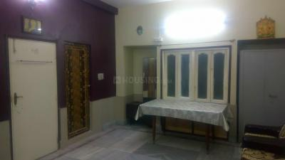 Gallery Cover Image of 800 Sq.ft 1 BHK Independent Floor for rent in Kaikhali for 6700
