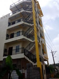 Gallery Cover Image of 1320 Sq.ft 2 BHK Independent Floor for rent in Rayasandra for 10000
