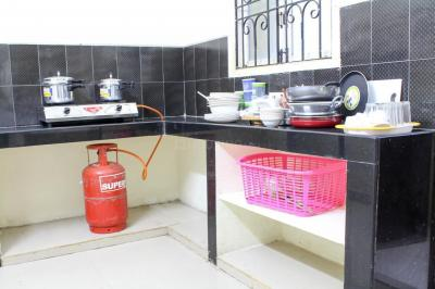 Kitchen Image of PG 4643020 Kukatpally in Kukatpally