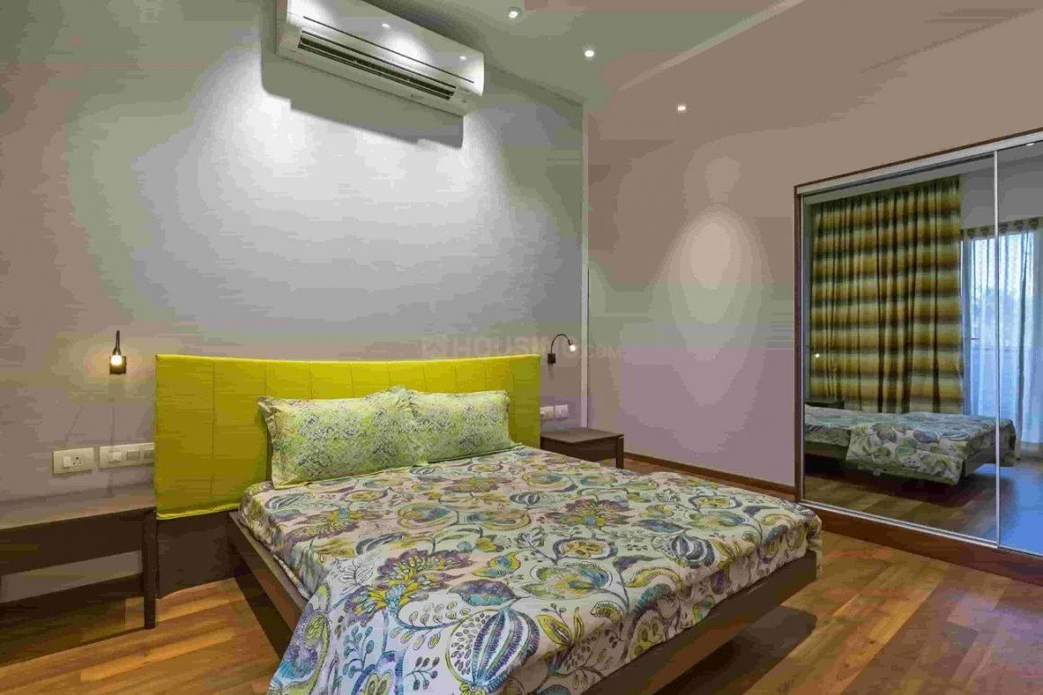 Bedroom Image of 1027 Sq.ft 2 BHK Apartment for buy in Karappakam for 6700000