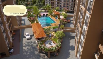 Gallery Cover Image of 1035 Sq.ft 2 BHK Apartment for buy in Arun Sheth Anika Piccadilly Phase 1, Punawale for 4800000