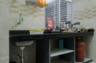 Kitchen Image of PG 4643286 Andheri East in Andheri East