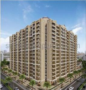 Gallery Cover Image of 594 Sq.ft 1 BHK Apartment for buy in JP Infra North Celeste, Mira Road East for 6800000