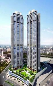 Gallery Cover Image of 1180 Sq.ft 2 BHK Apartment for buy in Nrose Northern Heights Phase 2, Dahisar East for 12900000