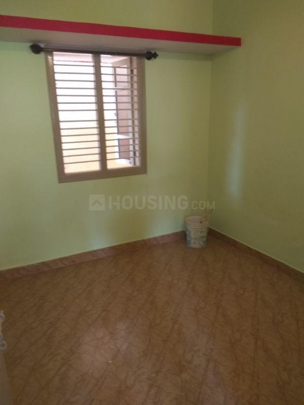 Bedroom Image of 1200 Sq.ft 1 BHK Independent House for rent in Ramasandra for 5500