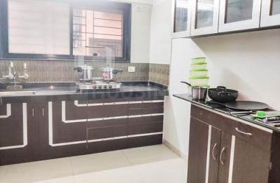 Kitchen Image of Krishnakunj Apartment Flat No-3 in Pashan