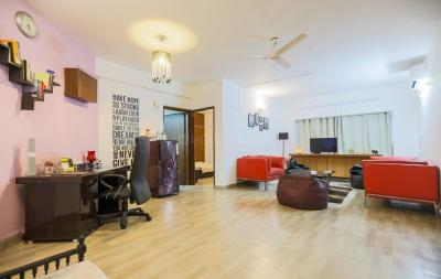 Gallery Cover Image of 750 Sq.ft 1 BHK Apartment for rent in Ashok Nagar for 40000