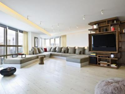 Gallery Cover Image of 3425 Sq.ft 4 BHK Apartment for rent in Dadar East for 250000