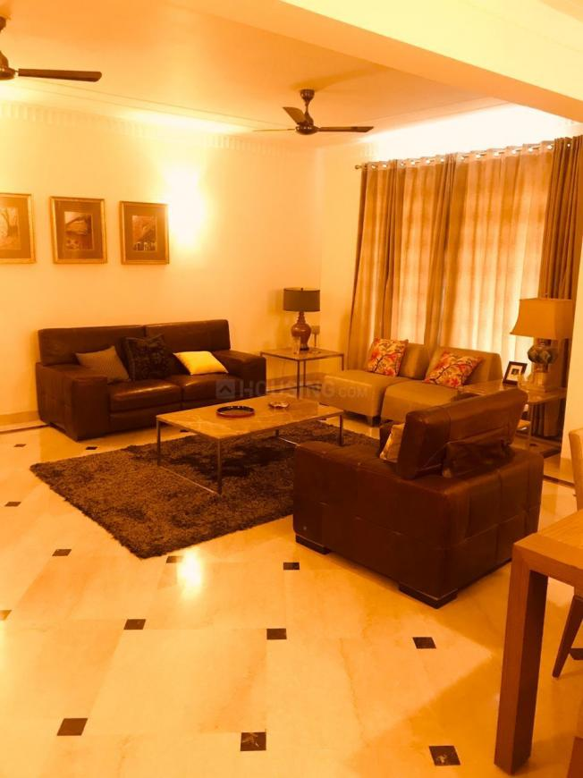 Living Room Image of 3990 Sq.ft 4 BHK Apartment for rent in Sector 48 for 135000