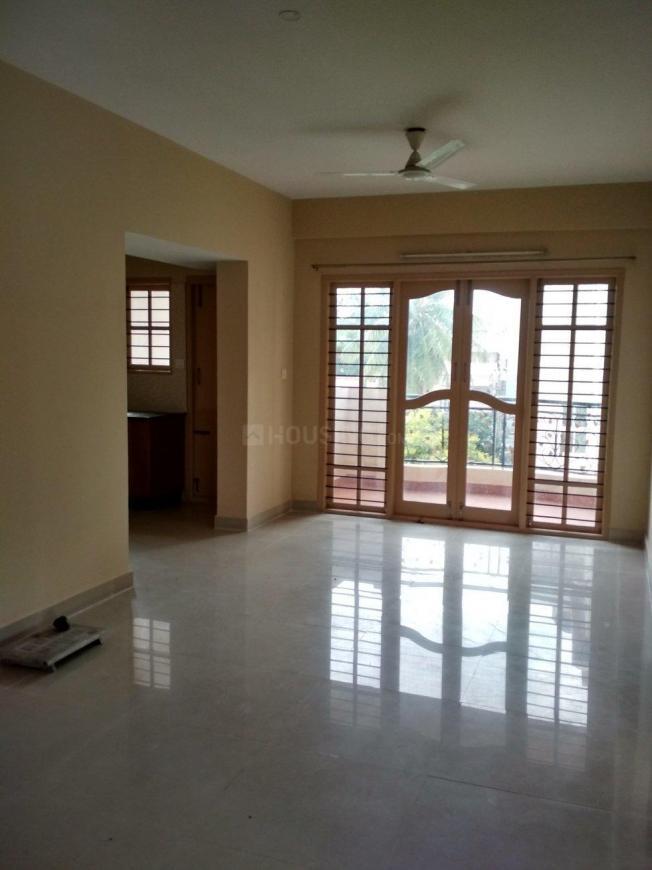 Living Room Image of 1600 Sq.ft 3 BHK Apartment for rent in Sahakara Nagar for 30000