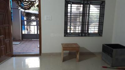 Living Room Image of 650 Sq.ft 2 BHK Independent House for rent in KPC Layout for 13000