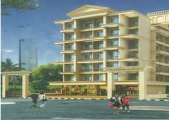 Gallery Cover Image of 695 Sq.ft 1 BHK Apartment for buy in Shree Vachraj Krishna Darshan, Taloja for 3000000