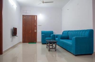 Living Room Image of Flat No 001, Block H, 3bhk In Accurate Wind Chimes in Bairagiguda