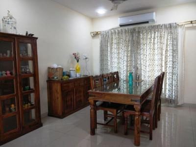 Gallery Cover Image of 2140 Sq.ft 3 BHK Apartment for rent in Airoli for 70000