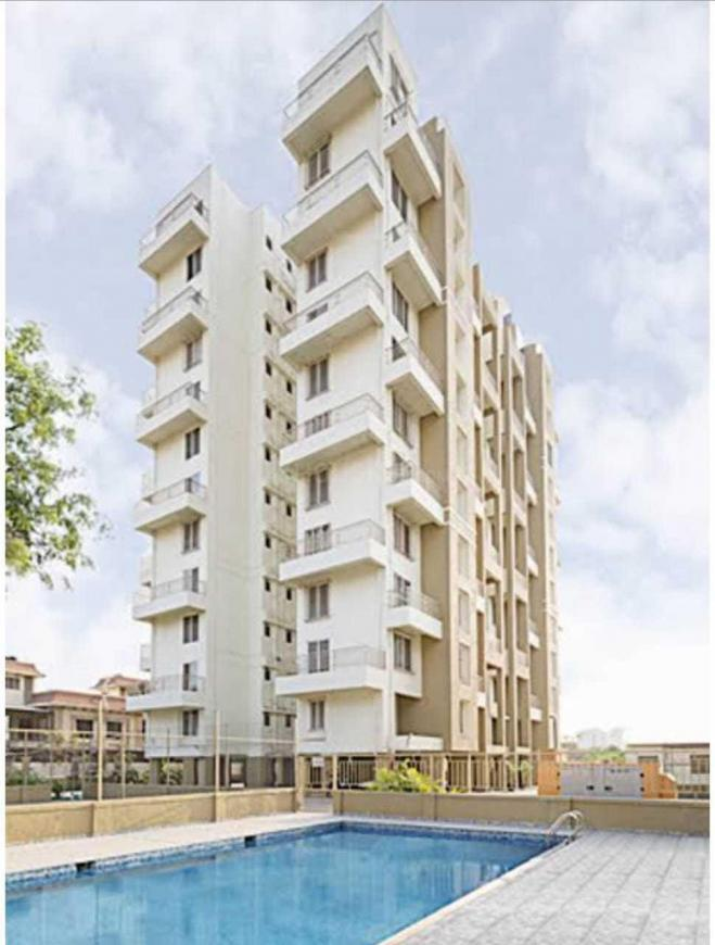 Building Image of 1110 Sq.ft 2 BHK Apartment for rent in Undri for 15000