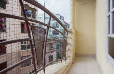 Balcony Image of Uron Suryodaya 301 in Mahadevapura