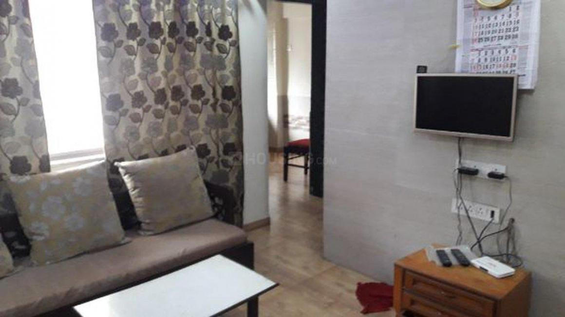 Living Room Image of 550 Sq.ft 1 BHK Apartment for rent in Chembur for 31000