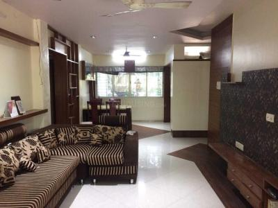 Gallery Cover Image of 1350 Sq.ft 3 BHK Apartment for rent in Shivaji Nagar for 42000