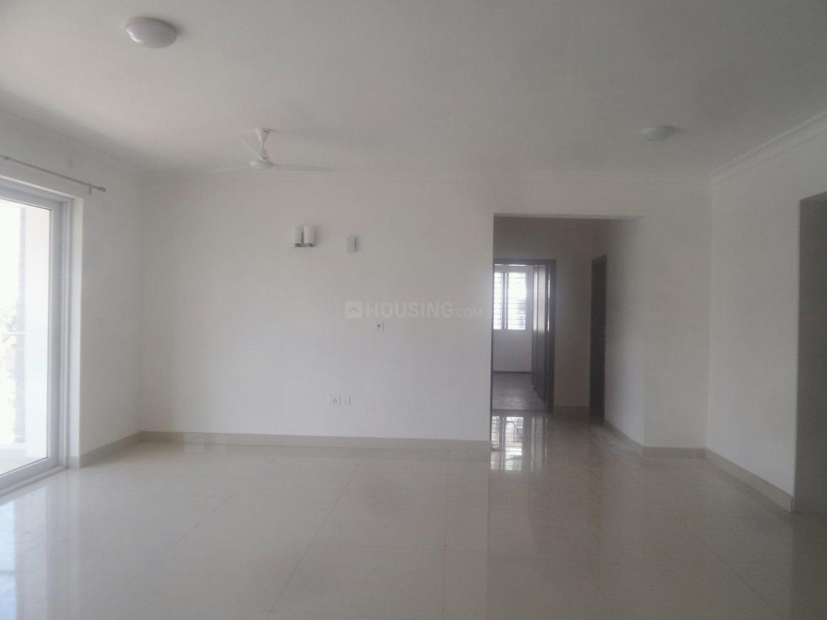 Living Room Image of 1978 Sq.ft 3 BHK Apartment for rent in Harlur for 40000