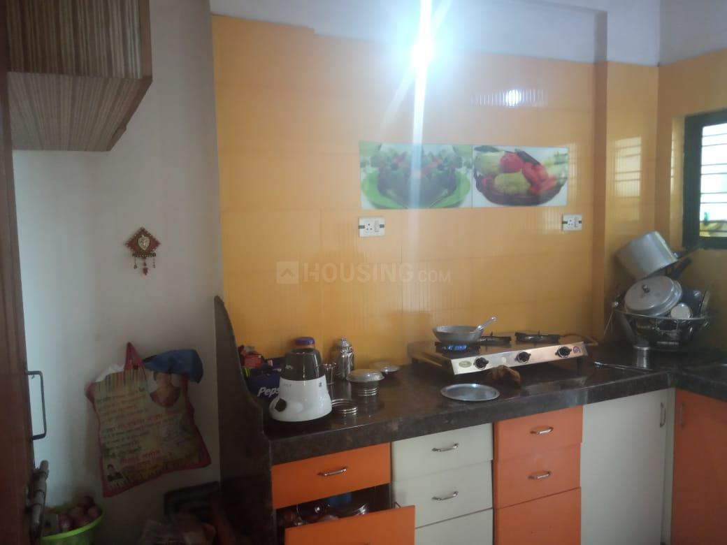 Kitchen Image of 1200 Sq.ft 2 BHK Independent Floor for buy in Mahal for 5000000