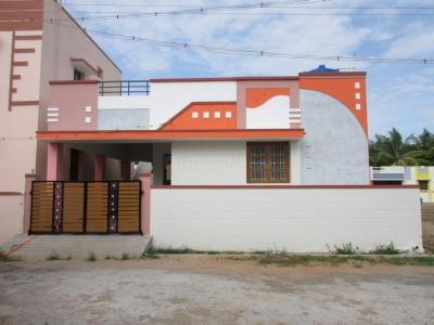 Gallery Cover Image of 950 Sq.ft 2 BHK Independent House for buy in Vadamadurai for 3350000