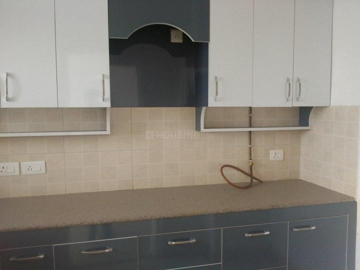 Kitchen Image of 2350 Sq.ft 3 BHK Apartment for rent in Omicron III Greater Noida for 10000
