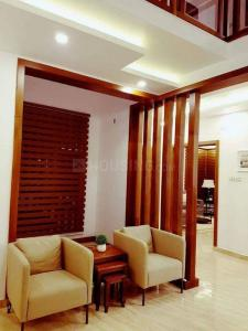 Gallery Cover Image of 850 Sq.ft 1 BHK Apartment for rent in Aratt Divya Jyothi Koramangala, Koramangala for 12000