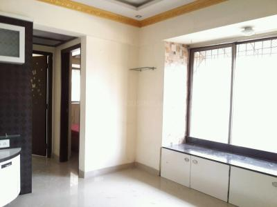 Gallery Cover Image of 850 Sq.ft 1.5 BHK Apartment for rent in Thane West for 21000