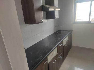 Gallery Cover Image of 600 Sq.ft 1 BHK Apartment for rent in Kasarvadavali, Thane West for 13800