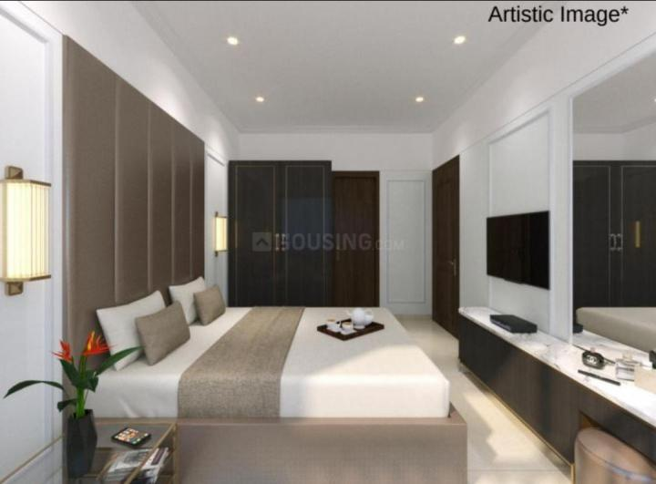 Bedroom Image of 650 Sq.ft 1 BHK Apartment for buy in Enso Sanza, Kandivali East for 7700000