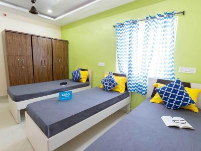 Bedroom Image of Zolo Zeus in Gachibowli