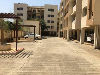 Gallery Cover Image of 667 Sq.ft 1 BHK Apartment for rent in Kolhewadi for 5000