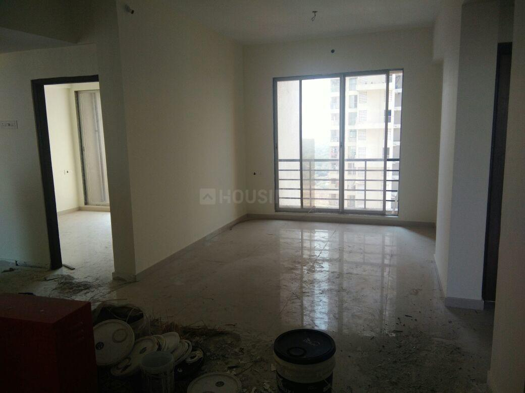 Living Room Image of 1050 Sq.ft 2 BHK Apartment for buy in Kopar Khairane for 11000000