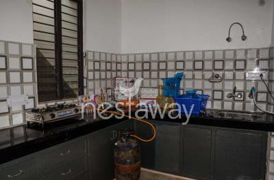Kitchen Image of PG 4642978 Gamma I in Gamma I Greater Noida