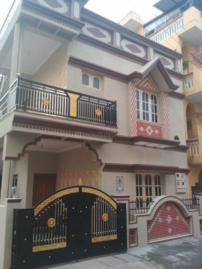 Building Image of 1100 Sq.ft 2 BHK Independent House for rent in Kumaraswamy Layout for 13000