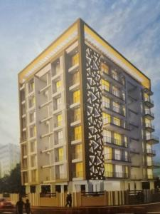 Gallery Cover Image of 705 Sq.ft 1 BHK Apartment for buy in Shree Ganesh Darshan, Ghansoli for 7000000