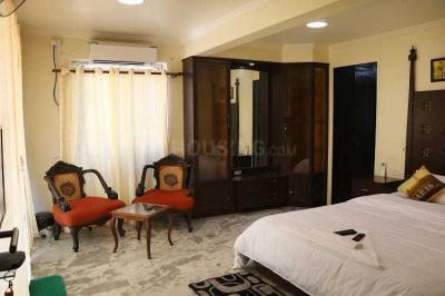 Bedroom Image of Space Butler PG in Sangamvadi