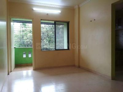Gallery Cover Image of 600 Sq.ft 1 BHK Independent House for rent in Vishrantwadi for 9500