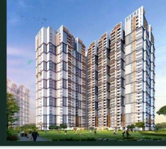 Gallery Cover Image of 1205 Sq.ft 2 BHK Apartment for buy in Chandanagar for 3735500
