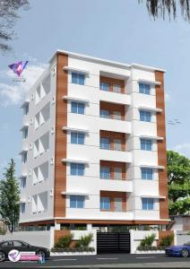 Gallery Cover Image of 1000 Sq.ft 2 BHK Apartment for buy in Toli Chowki for 4500000