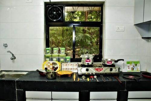 Kitchen Image of Sheeba's Nest in Bhandup East